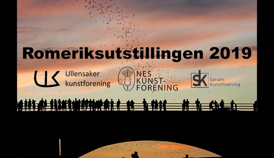 Nes Kunstforening - Romeriksutstillingen 2019